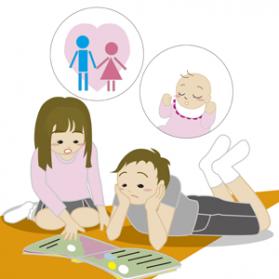 赤ちゃんはどこから生まれる?〜いのちの授業〜