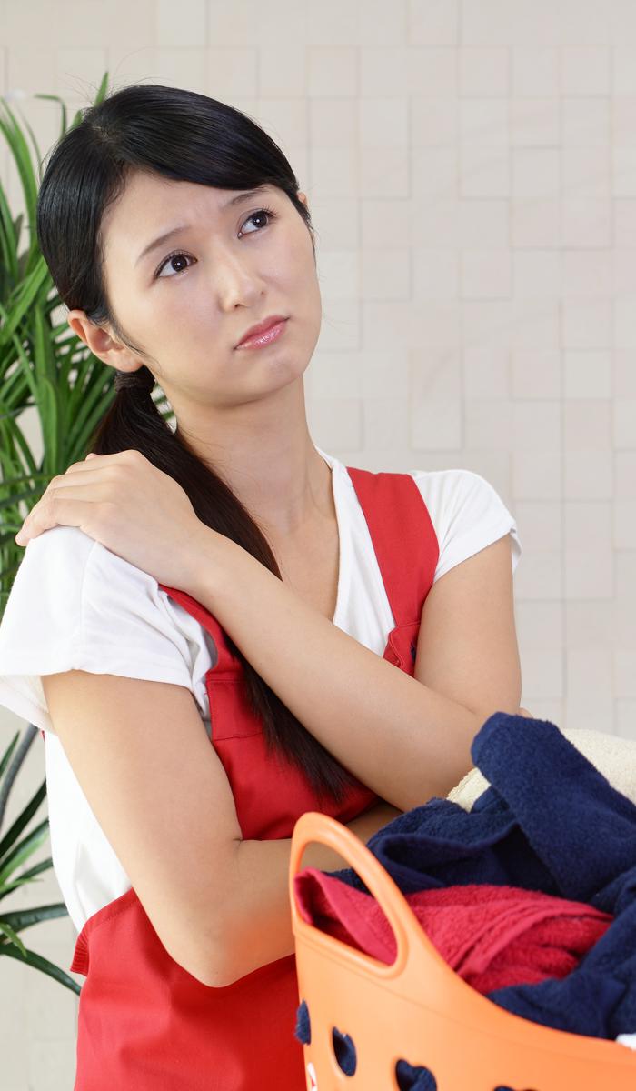 katakori - 肩こりとおっぱいトラブル