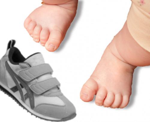 baby shoes 500x405 - 子どもの靴はね