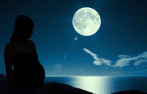 mangetsu osan - 満月の夜はお産が多い