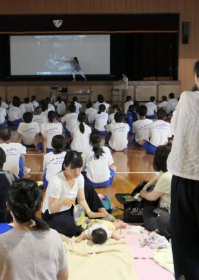 03 288x405 - 東大阪市立高井田中中学校 いのちの授業