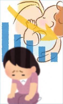 bonyu 244x405 - なんで?吸わせているのに母乳量が減る