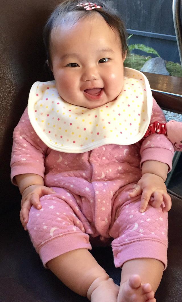 syafful 1 - シャフリングベビー(ハイハイしない赤ちゃん)