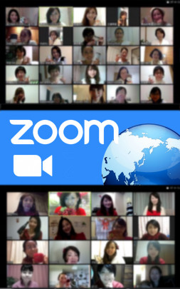 zoom 253x405 - 『11人産んだ助産師HISAKOのオンラインセミナー』5月16日(水)ご案内
