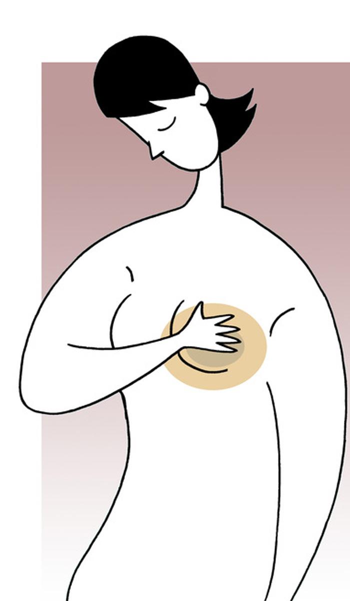 nyusen 1 - 乳腺炎で入院1週間?!