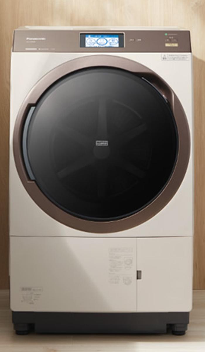 sentakuki - 子育てが10倍楽になる!ドラム式洗濯乾燥機!