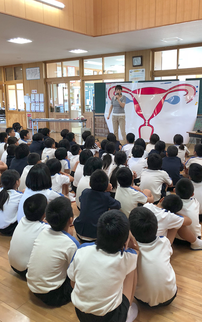 tokunoshima inochi class - (4)助産院ばぶばぶ 移転します!