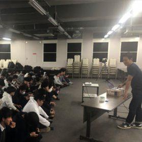 大学 セミナー 講演 HISAKO