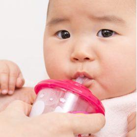 白湯 赤ちゃん
