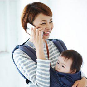 産後特有のママ脳  (お財布ショルダーマホン)