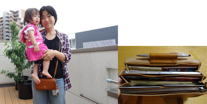 yasuko image - マホン愛用中のママたちの感想(お財布ショルダーマホン)