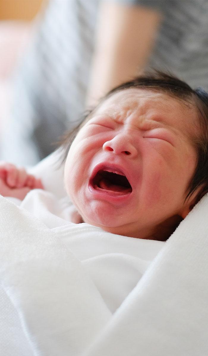 baby01 - HISAKOのお産(第6子)