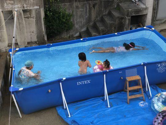 pool 540x405 - 【ご成約感謝】大阪の自宅を売ります!『新喜劇』★藍ちゃん営業マン