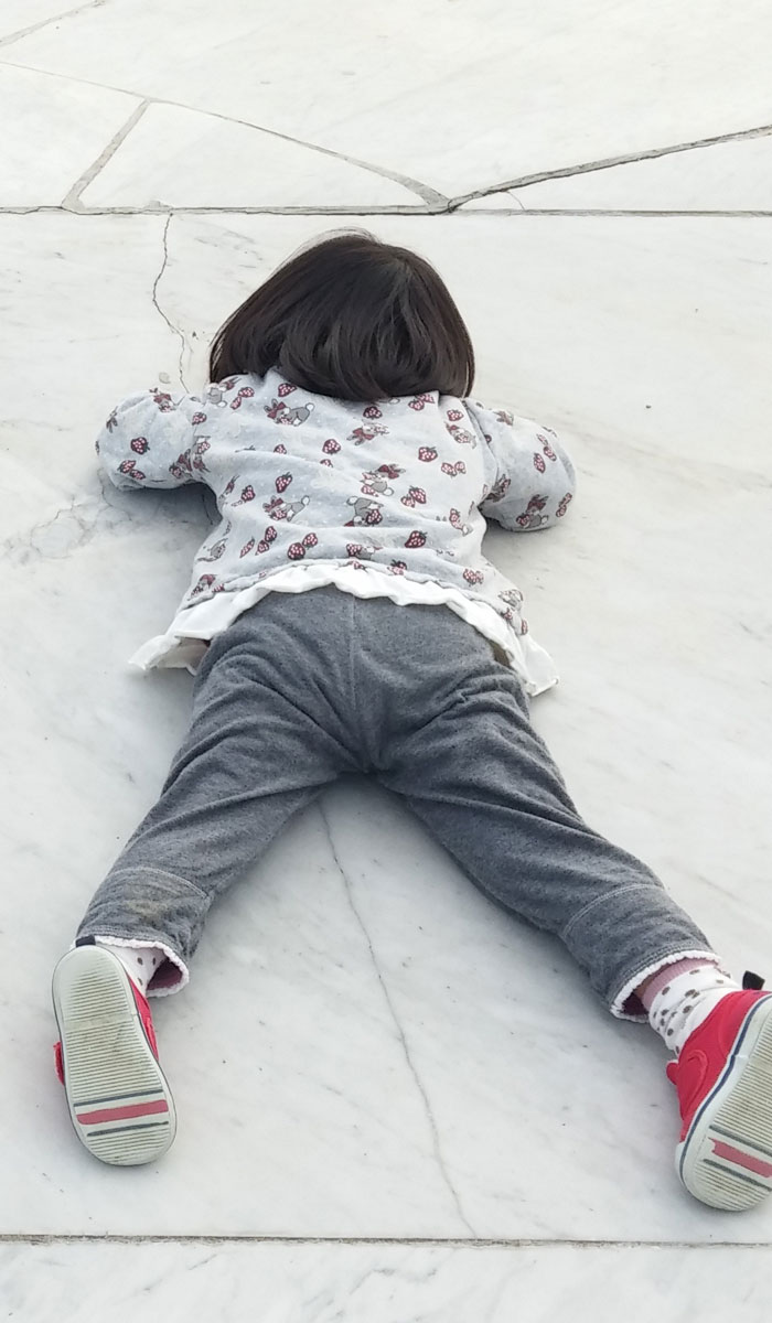 3sai - 3歳女子の自慰行為