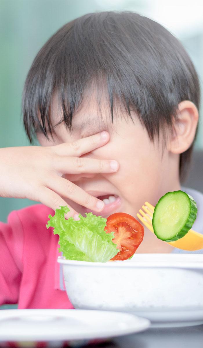 sarada - ほっとこか、野菜ぎらい