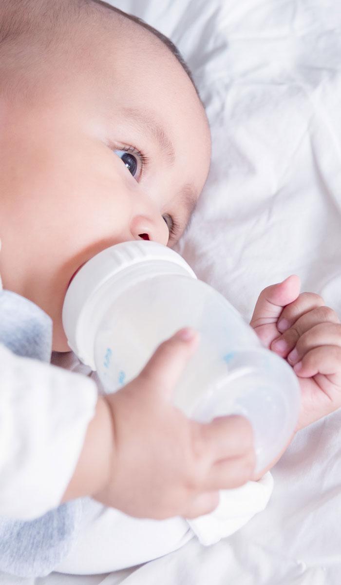 milk 1 - 哺乳瓶は悪なのか?