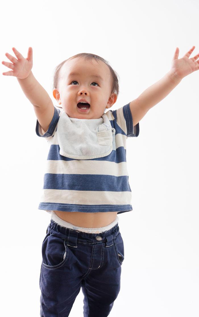 1old - 元気ならいいやんか〜(1歳までおっぱいで育ちました!)