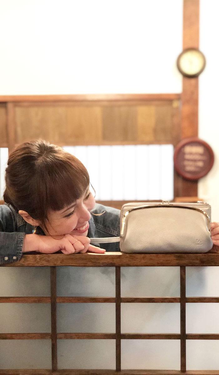 Gmakuchi silver - がまくちマホン・HISAKOの声をお届けします(2)