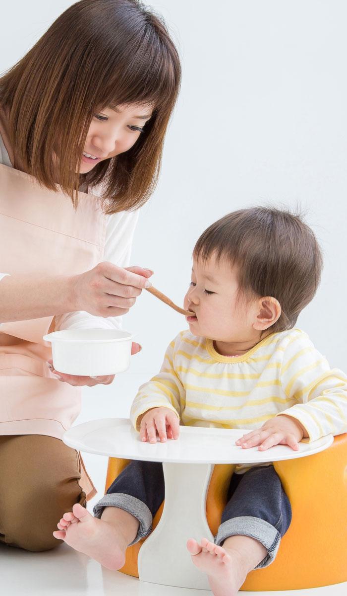 gohan - 『おおらかテキトー!ゆるっと離乳食』10/29(火)ばぶばぶ2階セミナー 新テーマです!