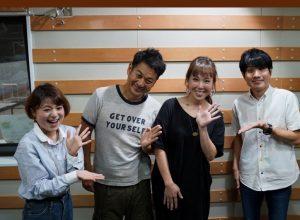 FM OKINAWA 05 300x220 - 沖縄初講演 〜爆笑お笑い子育てライブ〜レポート(1)