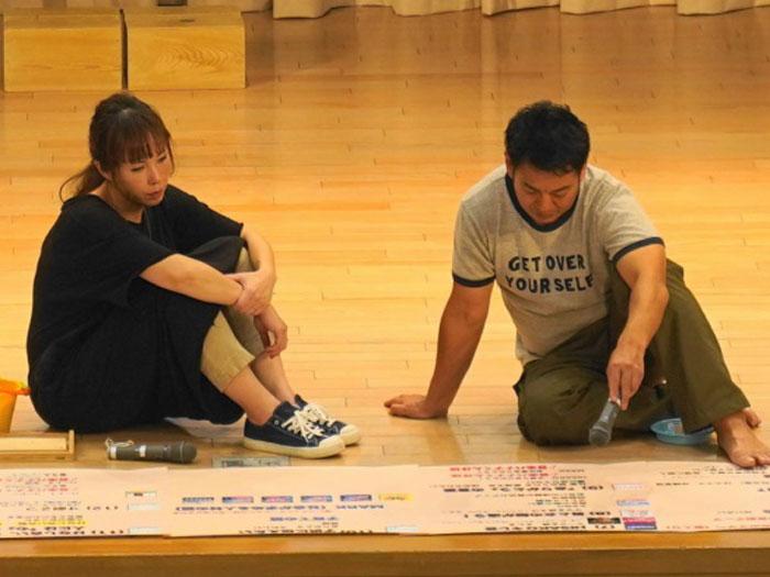 hisako mark - 沖縄初講演 〜爆笑お笑い子育てライブ〜レポート(1)