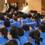 IMG 1716 150x150 - HISAKOストッパーを外しちゃいました 〜小坂井中学校 いのちの授業〜