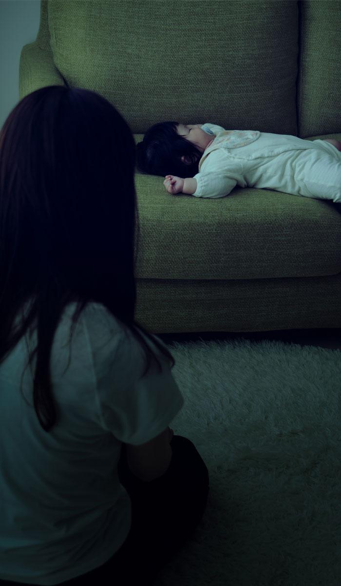 gyaku - 子どもにイライラ手をあげてしまうこと