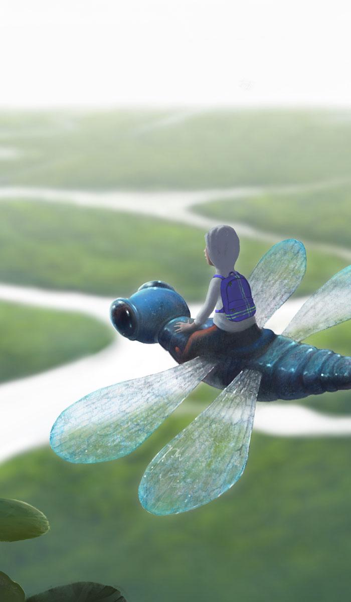 F - 沖縄ででっかいゴキブリを飼いたいねん!