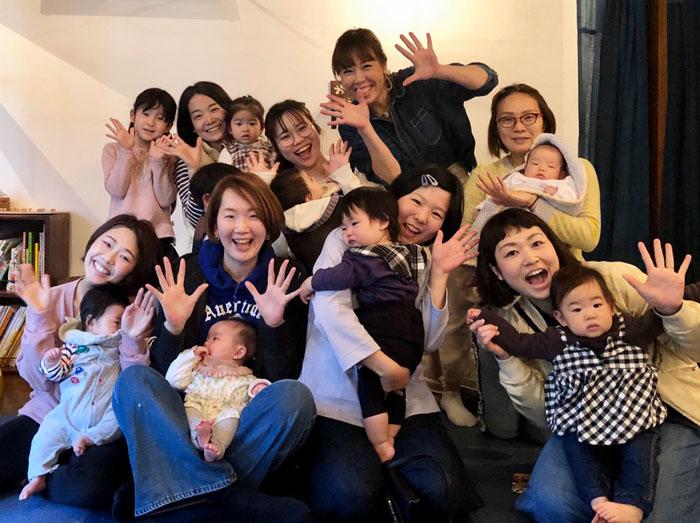 end - 大阪・助産院ばぶばぶ最終日