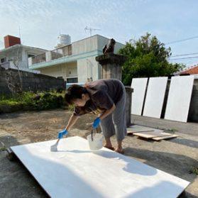 DIYやってます!沖縄うるま市平安座島