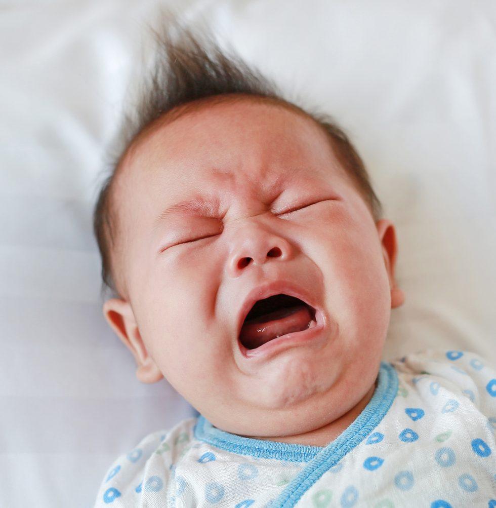 Baby - 赤ちゃんの泣き方の聞き分け?そんなんできるん?!