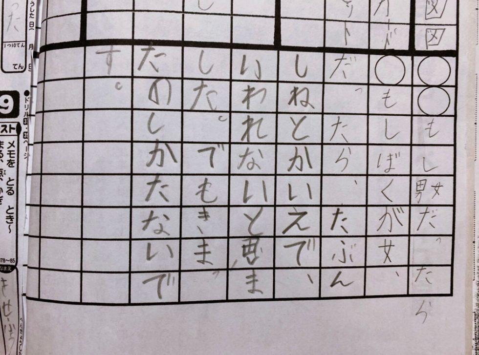 Fu - わが家の構図 女子>男子 がんばれふうた!