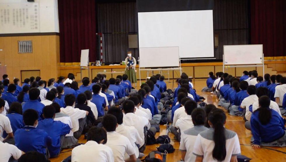Inochi - 第12子産後、赤ちゃん連れ『いのちの授業』で駆け回っています!