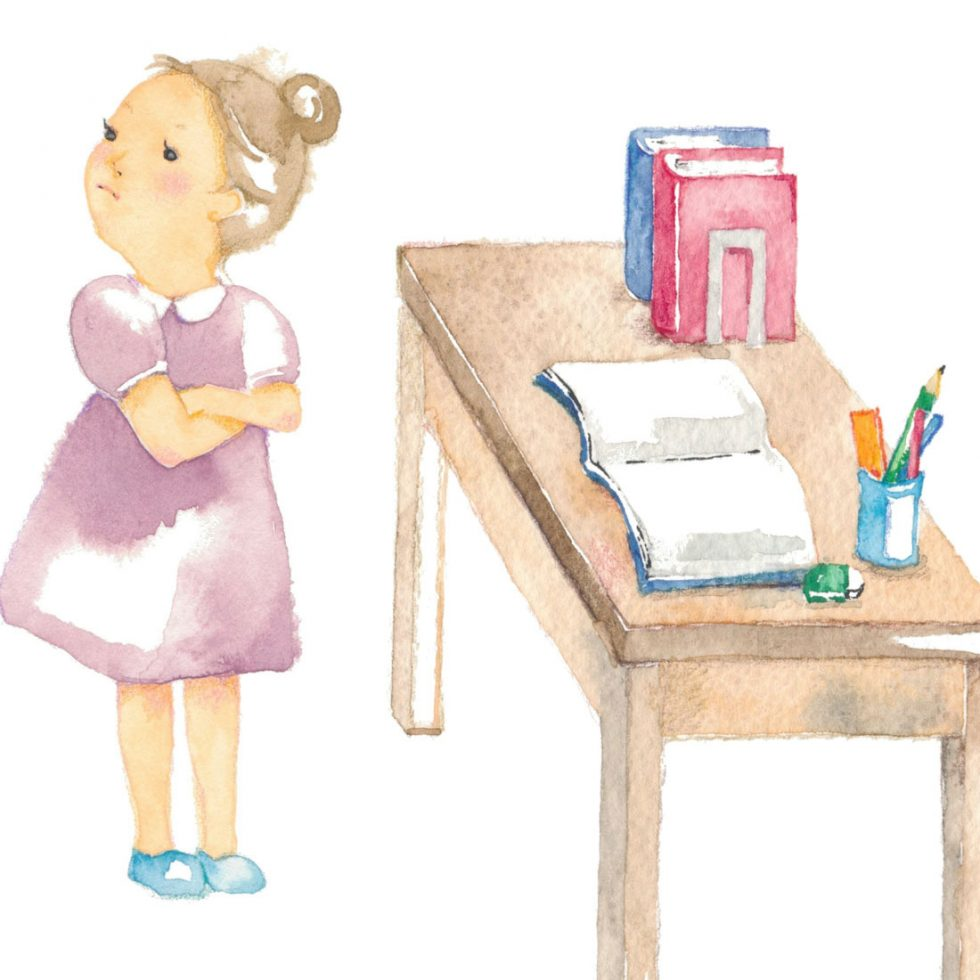 nana - ななの宿題(自閉症スペクトラム)