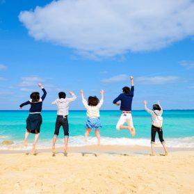 沖縄卒業式