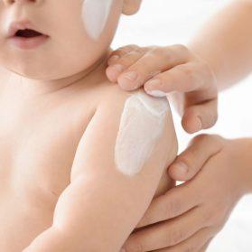 赤ちゃん時代から紫外線対策